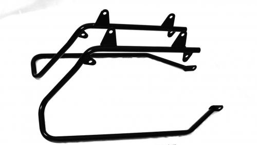 softail saddlebag brackets