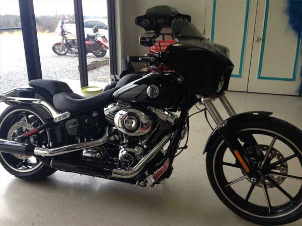 Reckless Motorcycles Harley Davidson Breakout