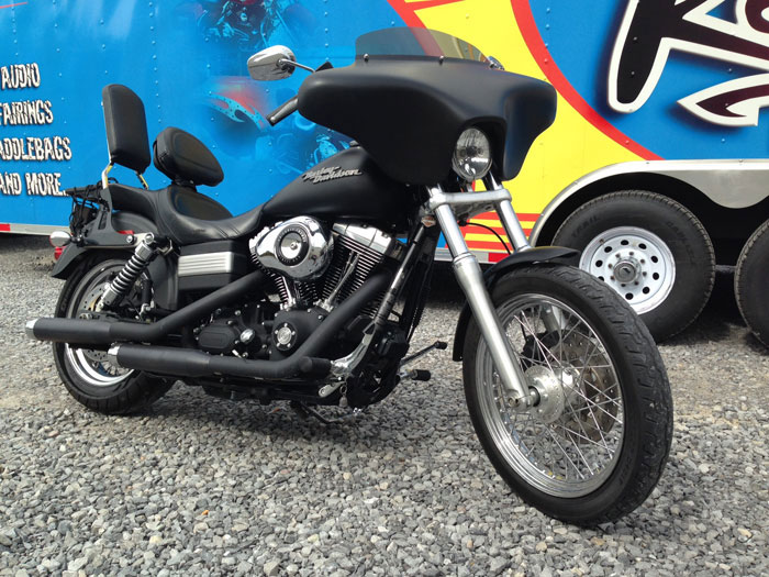 Reckless Motorcycles Herley Davidson Dyna Low