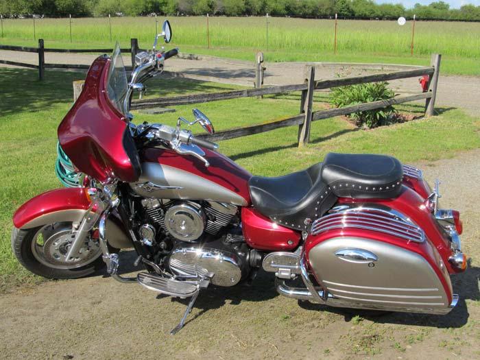 reckless motorcycles - kawasaki vulcan 1600 classic