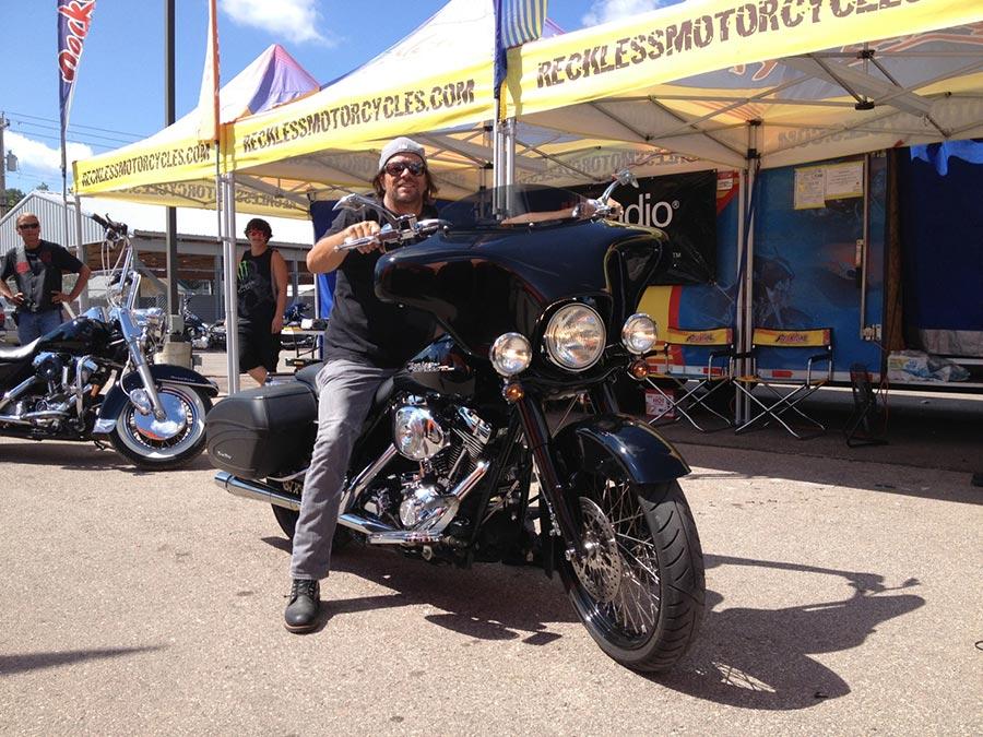 Reckless Motorcycles - Harley Davidson Roadking