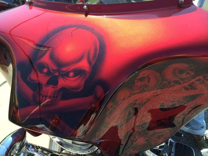 Reckless Motorcycles - Honda VTX 1300 and 1800